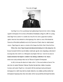 The Life of Piaget