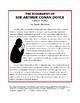 The Life of Sir Arthur Conan Doyle, Creator of Sherlock Holmes (10 P, Ans. Key)