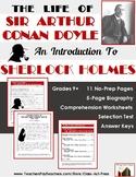 The Life of Sir Arthur Conan Doyle, Creator of Sherlock Holmes