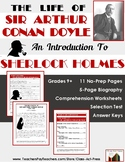 The Life of Sir Arthur Conan Doyle, Creator of Sherlock Ho