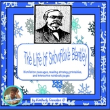 The Life of Snowflake Bentley: NonFiction printable & inte