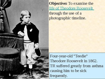 The Life of Theodore Roosevelt PowerPoint Presentation