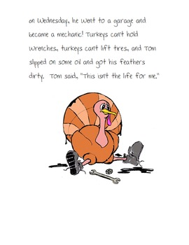 The Life of Tom the Turkey