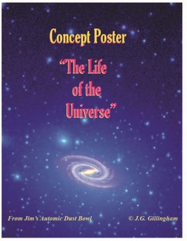 ASTRONOMY: The Life of the Universe: A Student Constructed Concept Poster