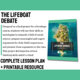 The Lifeboat Debate (Sociology Final Project)