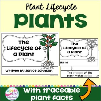 The Lifecycle of a Plant Reader for Young Learners