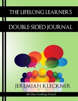 The Lifelong Learner's Double-Sided Journal