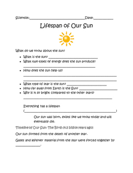 The Lifespan of the Sun