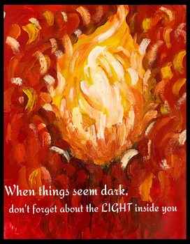 The Light Inside You - version 1