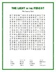 The Light in the Forest: 4 Novel-Based Word Searches