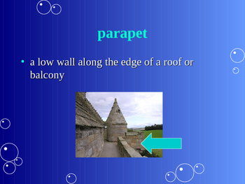 The Lightening Thief Chapter 19 Vocabulary PowerPoint