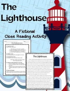 The Lighthouse: A Fictional Close Reading Activity