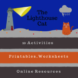 The Lighthouse Cat Kit: 10 Activities, Printables, Story Writing