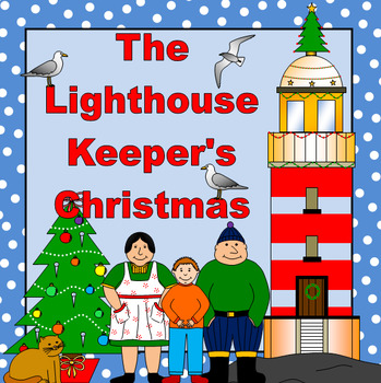 The Lighthouse Keeper's Christmas book study