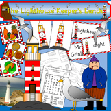 The Lighthouse Keeper's Lunch book study activity pack