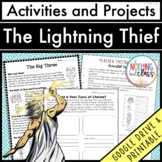 The Lightning Thief: Reading Response Activities and Projects