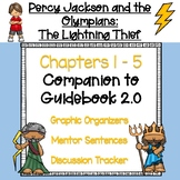 The Lightning Thief - Chapters 1 - 5 **Companion to Guideb