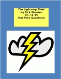 The Lightning Thief Ch. 11-15 Test Prep / Study Guide Questions
