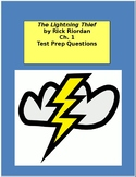 The Lightning Thief Chapter 1 Test Prep/Study Guide