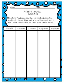 The Lightning Thief Chapters 4 and 5 - Activity Pack