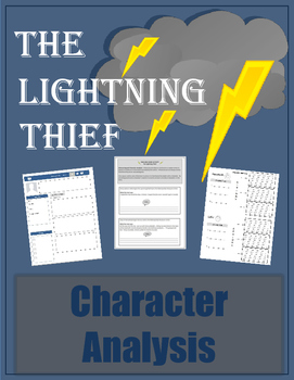 The Lightning Thief - Character Analysis