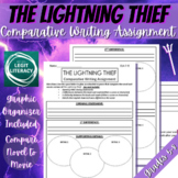The Lightning Thief - Comparative Writing Assignment