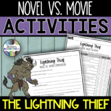 The Lightning Thief by Riordan - Compare & Contrast Novel