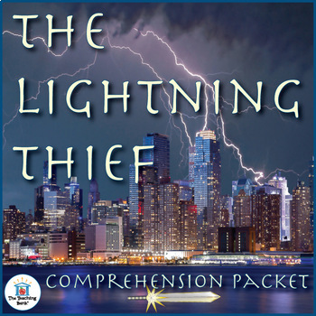 The Lightning Thief Comprehension Activity Packet