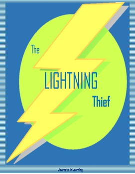 The Lightning Thief Culminating Activities