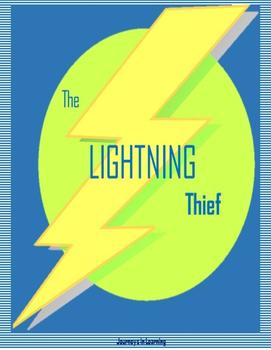 The Lightning Thief Culminating Activities