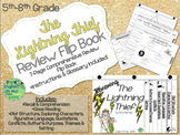 The Lightning Thief-Reviewing Characters, Plot, Conflicts-{Flip Book}