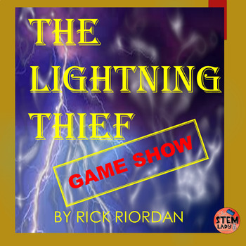 The Lightning Thief Jeopardy Game for PowerPoint