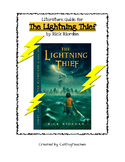 The Lightning Thief - Literature Guide