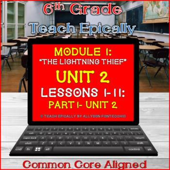 Part 1: Module 1- Unit 2- Lessons 1-11-ELA-Vate Utah- The