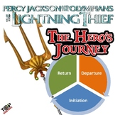 The Lightning Thief Percy Jackson Hero's Journey Activity