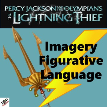 The Lightning Thief Percy Jackson Imagery and Figurative Language (Mood Tone)
