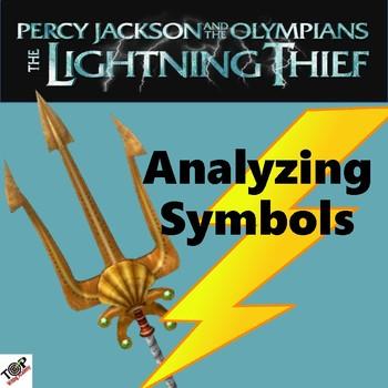 The Lightning Thief Percy Jackson Symbols Symbolism Tpt