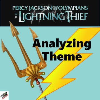 The Lightning Thief Percy Jackson Theme Analysis