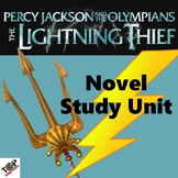 Percy Jackson and the Olympians: The Lightning Thief Novel Unit