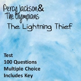 The Lightning Thief Test (100 Question)