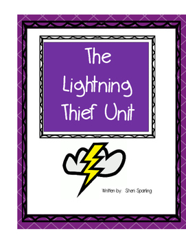 The Lightning Thief Unit