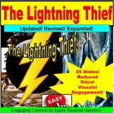 The Lightning Thief and Mythology : PowerPoint