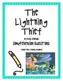 """The Lightning Thief"", by R. Riordan, Comprehension Questions"