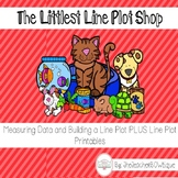 The Line Plot Pet Shop: Using Measurement to Quarter Inch