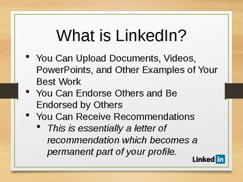 The LinkedIn Project