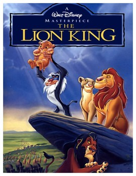 The Lion King - Math Movie Questions
