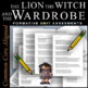 Lion, the Witch, and the Wardrobe Novel Study / 180-Page-Bundle / Print & Go