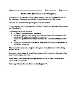 Essay On Hindi Language In Hindi The Lion The Witch And The Wardrobe Characterization Essay How Do You Define Success Essay also Essay About Your Name The Lion The Witch And The Wardrobe Characterization Essay  Tpt Marketing Research Essay