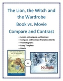 The Lion, The Witch and The Wardrobe Compare and Contrast Book and Movie