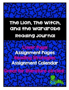 The Lion, The Witch, and The Wardrobe Journal Set